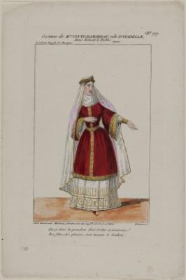 """""""Théâtre, danse et musique à Paris au XIXe siècle"""