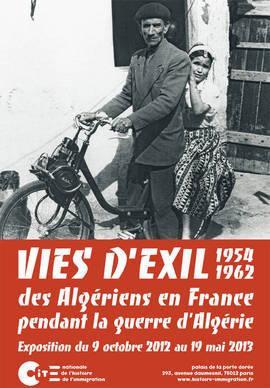 Vies d'exil - 1954-1962