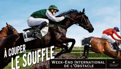 Hippodrome d'Auteuil : Week-End International de l'Obstacle