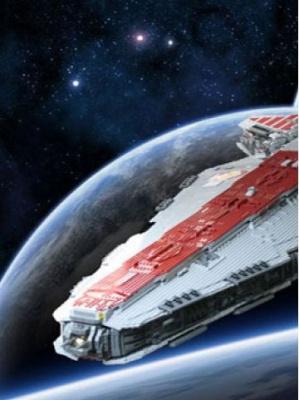 Expo Lego au Toys'R'Us la Défense
