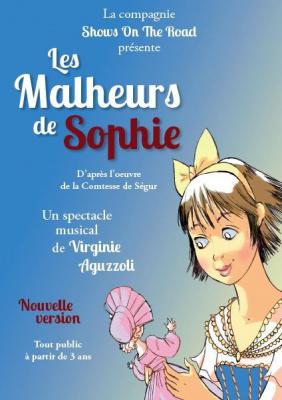 Les Malheurs de Sophie en comédie musicale