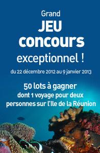 Concours à l'Aquarium de Paris