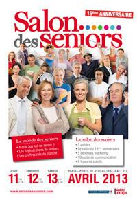 Le salon des s niors 2015 paris for Salon des seniors paris invitation