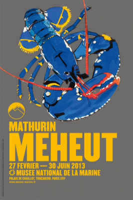 Mathurin Méheut au Musée National de la Marine