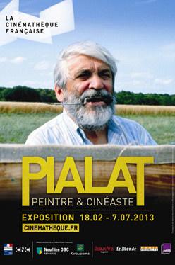 Maurice Pialat, Peintre et Cinéaste