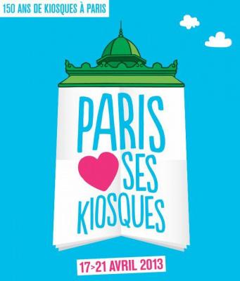 Paris fête ses kiosques
