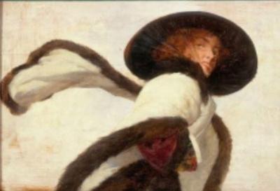 Roman d'une garde-robe au Musée Carnavalet