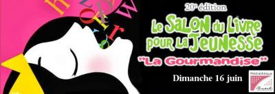 Salon du livre pour la jeunesse de Rueil-Malmaison 2013