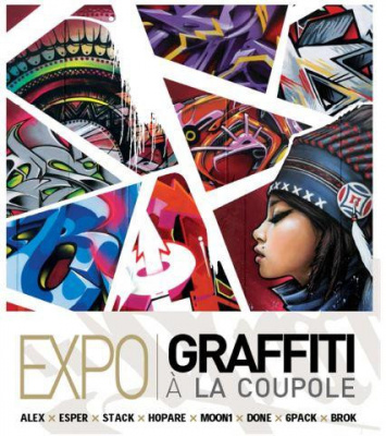 Expo Graffiti à La Coupole