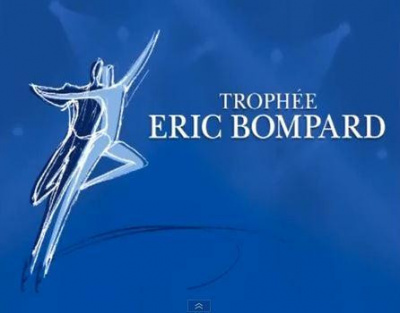 Trophée Eric Bompard 2013 à Paris Bercy