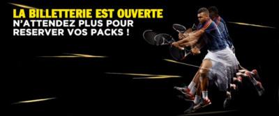 BNP Paribas Masters 2013 à Paris-Bercy, la billeterie est ouverte