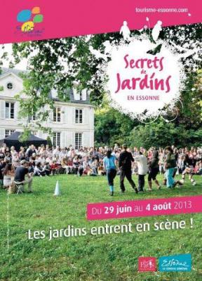 Secrets de Jardins en Essonne Eté 2013