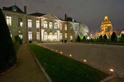 Nocturnes au Musée Rodin
