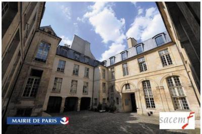 France Musique en direct de l Hôtel d'Albret à Paris
