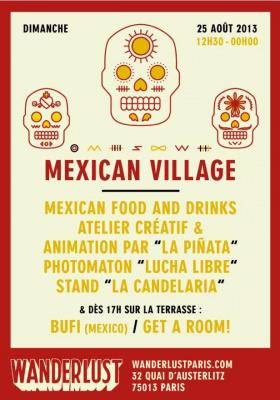 Dimanche Mexicain au Wanderlust Village