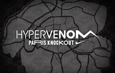 Nike lance son tournoi Hypervenom Knockout Paris