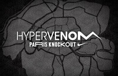Nike lance son tournoi Hypervenom Knockout Paris