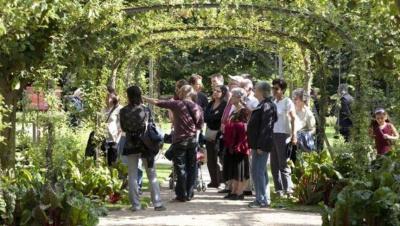 La Fête des jardins 2013 dans les Hauts de Seine