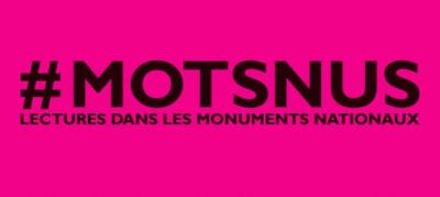 #MOTSNUS - Lectures « Des femmes au Panthéon »
