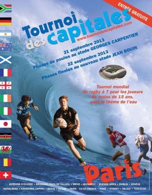 Le Tournoi des Capitales 2013