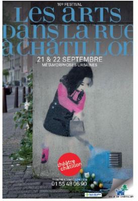 Festival Les arts dans la rue à Chatillon
