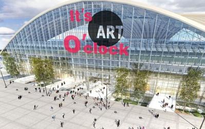 Art O'Clock Paris 2013 -