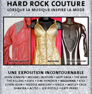 Hard Rock Couture au Hard Rock Café Paris