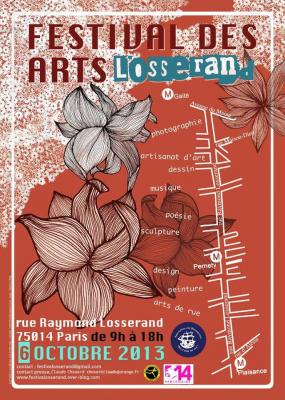 Festival des Art Losserand 2013