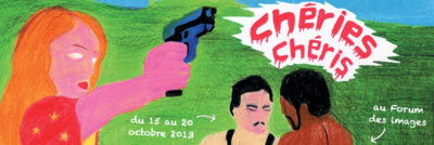 Chéries-chéris, le festival de films gays lesbiens trans et +++ de paris