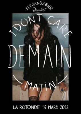 I DON'T CARE (DEMAIN MATIN) by Elegangz & HTC