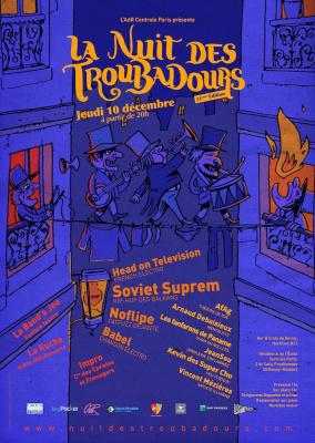 La Nuit des Troubadours