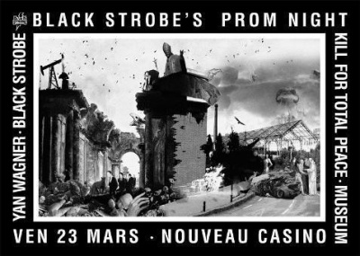 BLACK STROBE'S PROM NIGHT