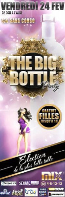 THE BOTTLE @ MIX CLUB