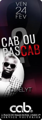 CAB OU PAS CAB ? WITH ELYT