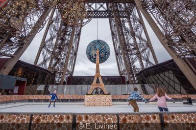 Patinoire Tour Eiffel 2015