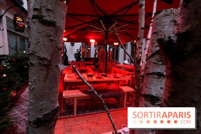 La Terrasse d'hiver du Buddha bar Hotel