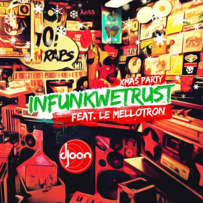 INFUNKWETRUST INVITE LE MELLOTRON