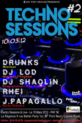 Techno Sessions 2