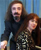 Concert d'Efim Chorny et Susan Ghergus