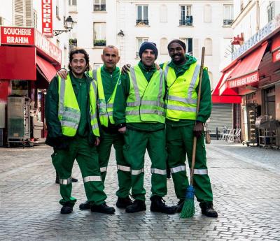 La Grande Expo Gueules de Parisiens