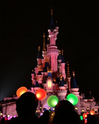 La Saint Valentin à Disneyland Paris