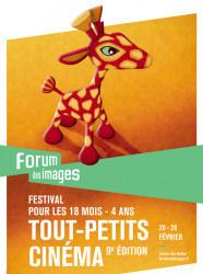 Festival Tout-Petits Cinéma 2016 au Forum des Images