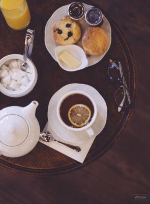 T'Cup : un salon de thé so British au coeur de Paris !