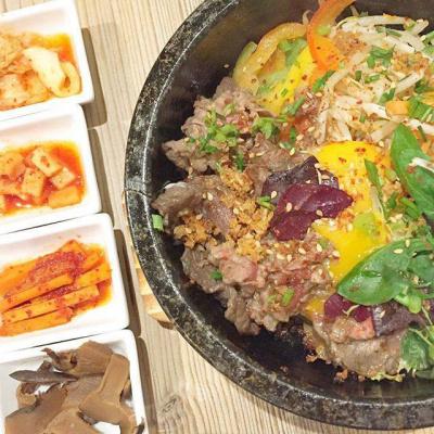 Korean Barbecue Grill : le nouveau repaire de Saint Germain !