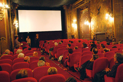 Cinéma la Pagode : vente aux enchères mobilier et matériel de projection