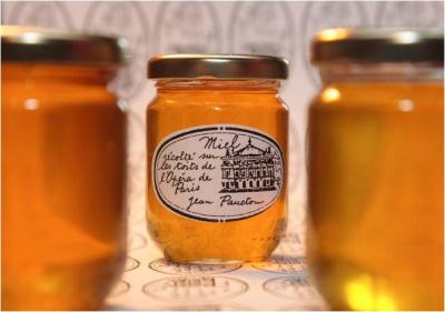 Vive le miel de Paris !