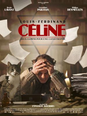 Louis-Ferdinand Céline : un biopic avec Denis Lavant