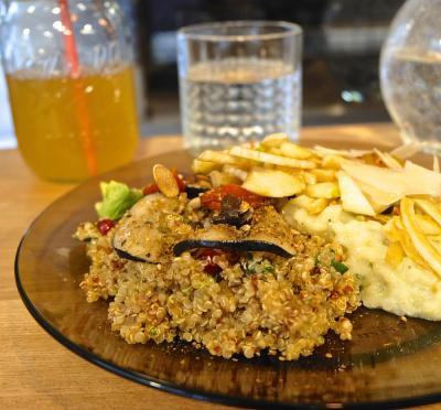 Maison Bon : la maison du bio, du sans-gluten et des vegans