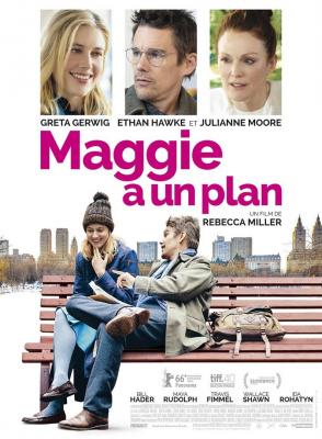 Maggie a un plan : le nouveau film avec Greta Gerwig