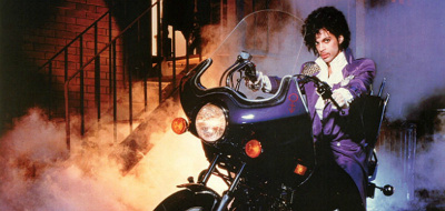 Purple Rain : projections en hommage à Prince